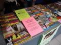 Časopisy na prodej