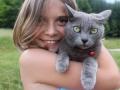 Já a moje kočka